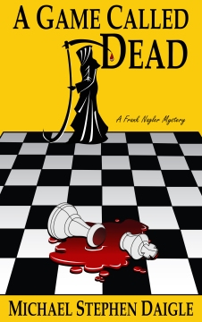 A Game Called Dead - Kindle Cover